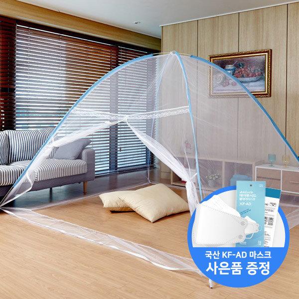 원터치모기장/모기장텐트/빅사이즈1~10인/텐트/그늘막 상품이미지
