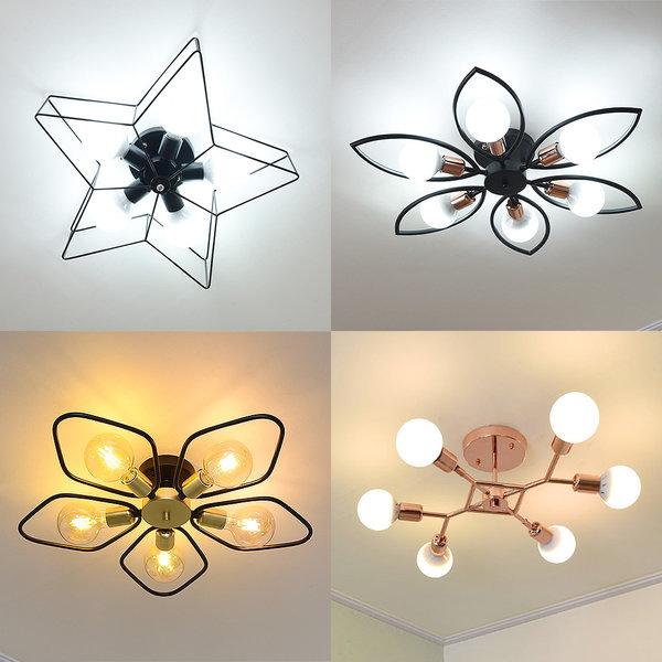인테리어 거실등 방등 모음전A / LED방등 상품이미지