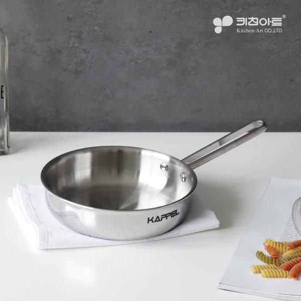 카펠 통5중 스텐 인덕션 후라이팬20cm 포스코정품 상품이미지