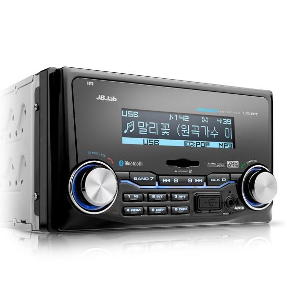 U5BT 한글 블루투스 USB MP3 핸들리모컨 AUX 카오디오 상품이미지
