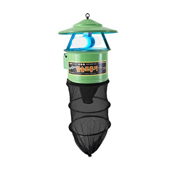 한솔 유인 포충기 HSB-1000H 모기 파리 해충 퇴치기 상품이미지