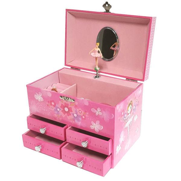 동화속발레리나오르골보석함/어린이날선물 딸생일선물 상품이미지