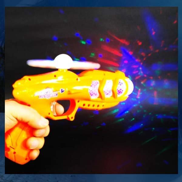 E011/전자총/장난감총/장난감권총/싸이키조명/사이키 상품이미지