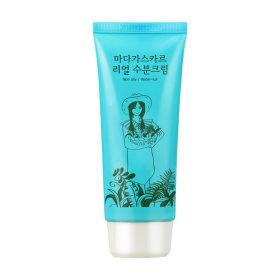 Madagascar Real moisturizing cream/strengthening skin barrier/centella asiatica/sensitive skin
