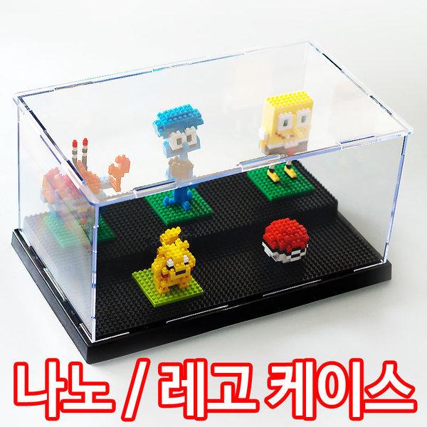 나노블럭/레고 케이스-정리함/장식장/진열장 상품이미지