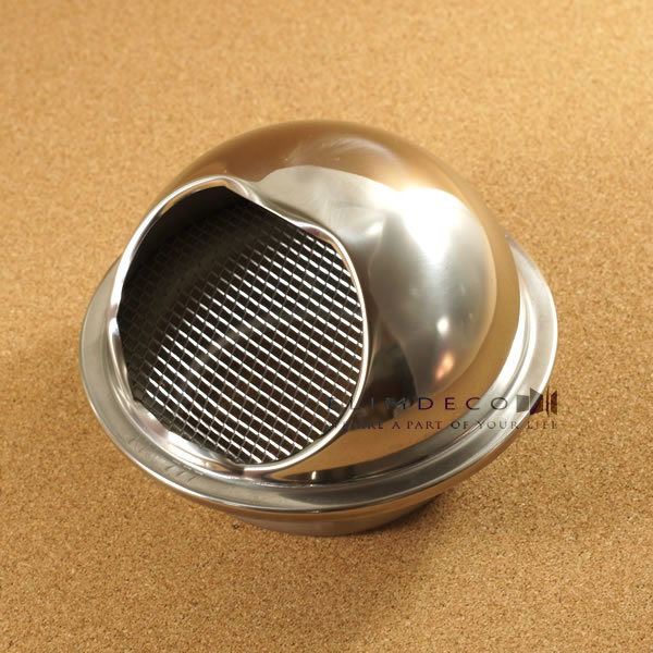 75mm 후드캡 스텐후드캡 동후드캡 알루미늄후드캡 상품이미지