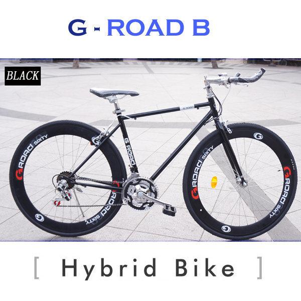 G-ROAD B(지로드B)불혼바 700C/21단/로드형/시애틀 상품이미지