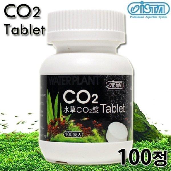 이스타 CO2 타블렛 100정/수족관 어항 이탄 수초 초보 상품이미지