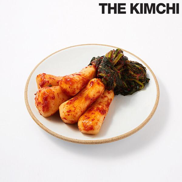 (현대Hmall)홍진경 더김치 총각김치 3kg 상품이미지