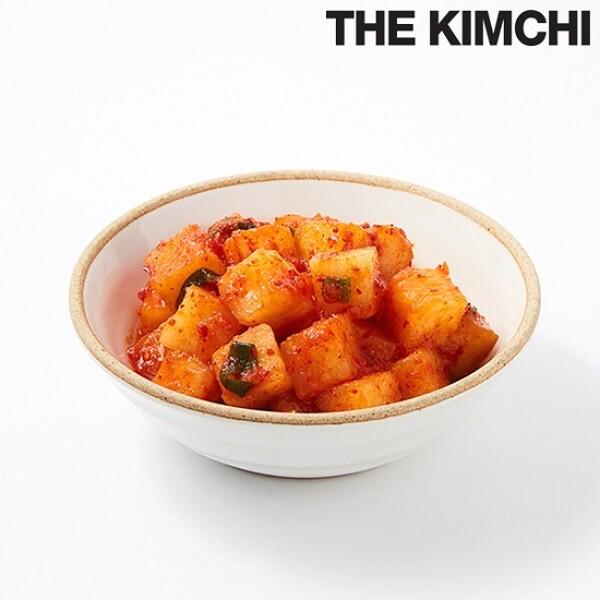 (현대Hmall)홍진경 더김치 깍두기 2kg 상품이미지