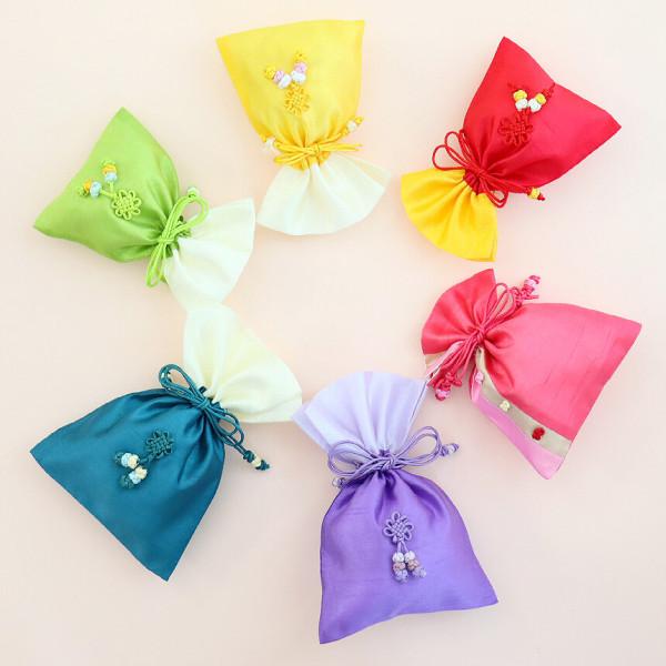 박씨상방 연말선물 전통복주머니 선물포장 돈주머니 상품이미지