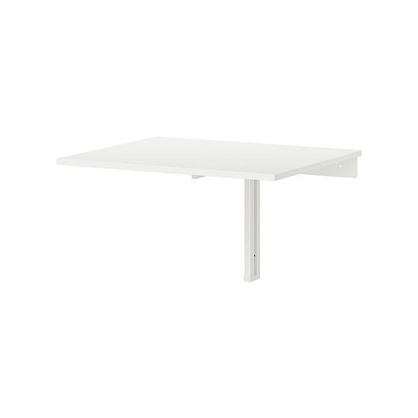 1인 벽걸이 식탁 책상 벽고정 접이식 보조테이블 선반 상품이미지