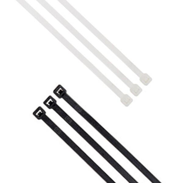마스터텍 케이블타이 흑 백색 270 300mm 선정리 부길 상품이미지