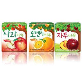 사과나무/오렌지나무/150mlx48입/리이브/스위플/음료