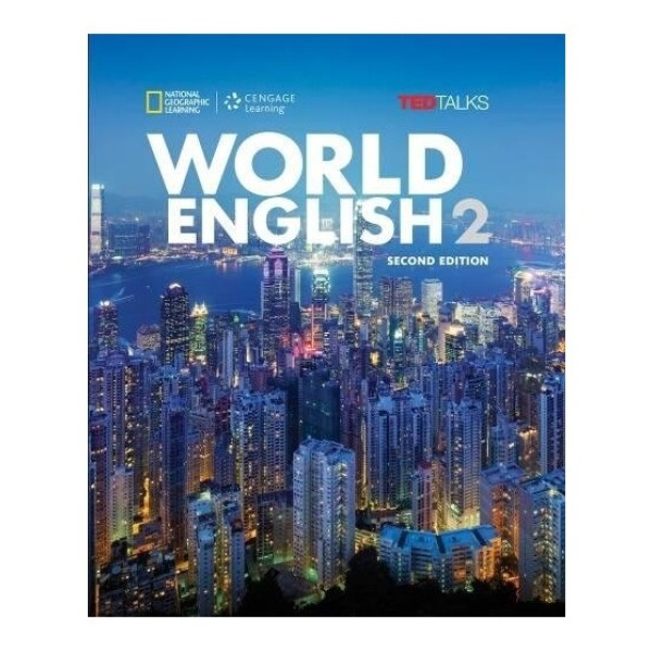 World English (2E) 2 SB with Online WB 상품이미지