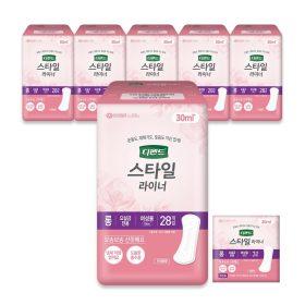 스타일패드 무향롱 28Px6팩+주방용품 2종