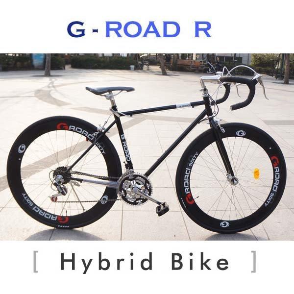 G-ROAD R(지로드R)드롭바 700C/21단/로드형/시애틀 상품이미지