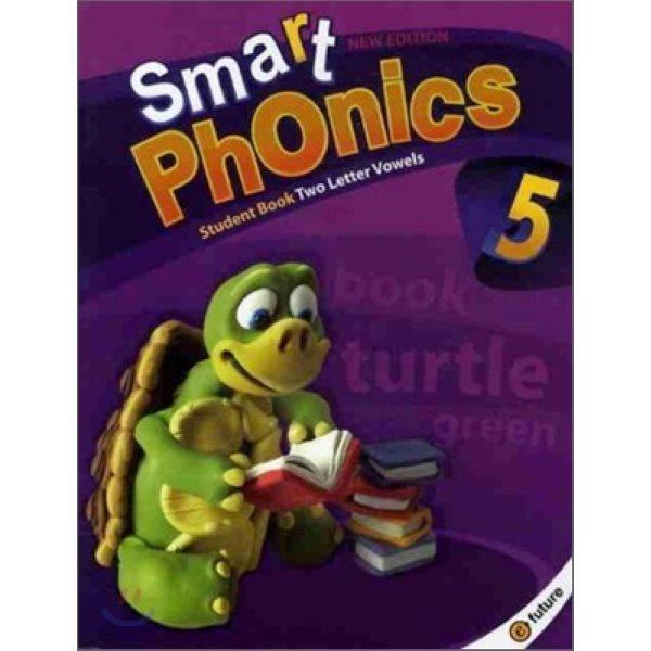 Smart Phonics 5 : Student Book (New Edition) : 스마트 파닉스  편집부 상품이미지