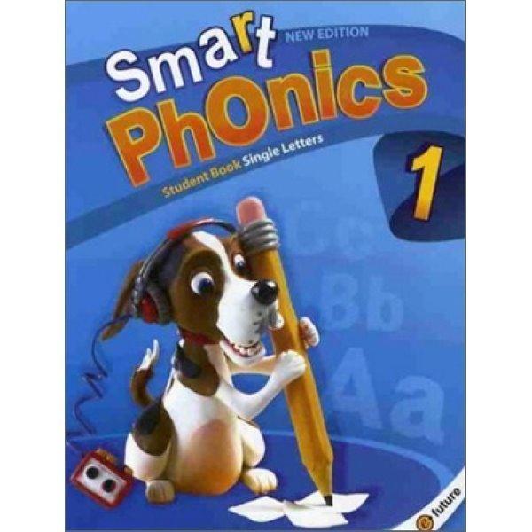 Smart Phonics 1 : Student Book (New Edition) : 스마트 파닉스  편집부 상품이미지