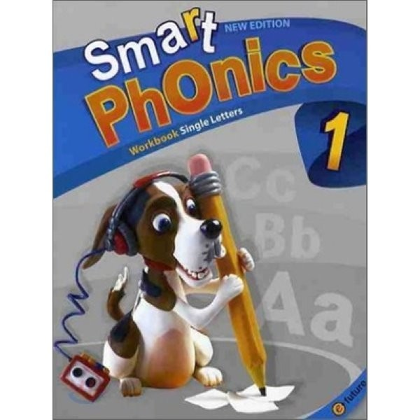Smart Phonics 1 : Workbook (New Edition) : 스마트 파닉스  편집부 상품이미지
