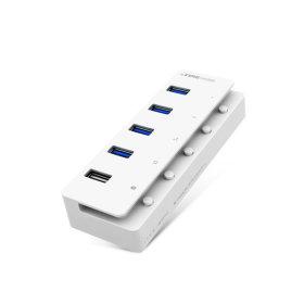 .EFM ipTIME 5포트 USB3.0 허브(UH305) 충전포트 지원