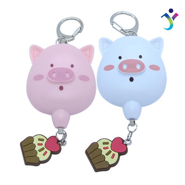 아기돼지 호신용경보기 /안전용품/호신용품/미아방지 상품이미지
