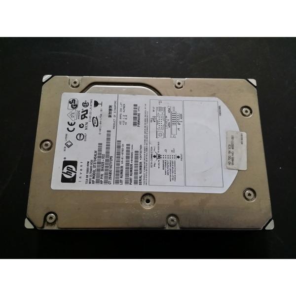 중고  HP ST373454LW 68핀 73GB 15000RPM Ultra320 상품이미지