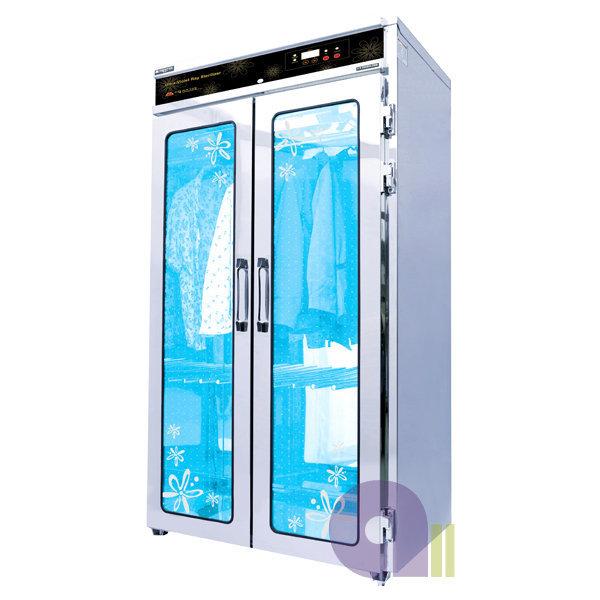 자외선위생복살균기/DS-830/24벌/살균+열풍건조 상품이미지
