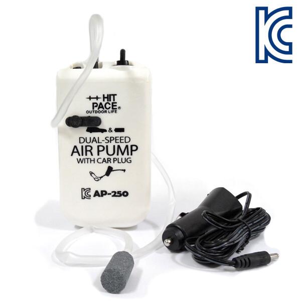 KC 차량겸용 휴대용 낚시 기포기/에어펌프/산소발생기 상품이미지
