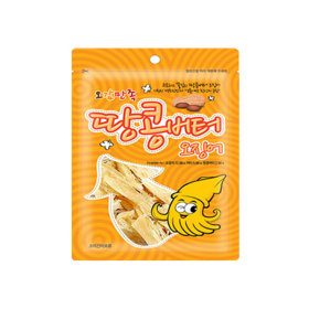 Seasoned squid collection / Korean snack / dried / sliced / smoked / roasted flavor /