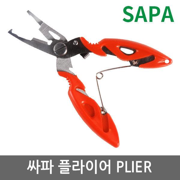 SAPA 낚시 다용도 플라이어 KLD-716 /펜치 커터 상품이미지