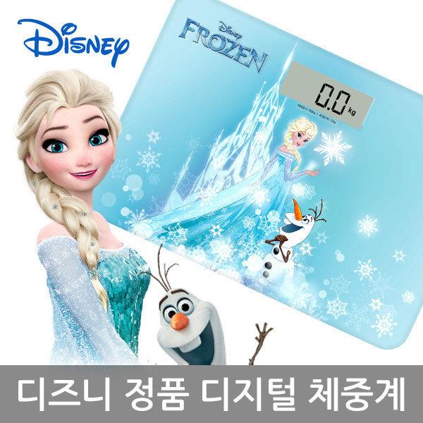 마지막물량 디즈니 정품 겨울왕국 디지털 체중계 상품이미지