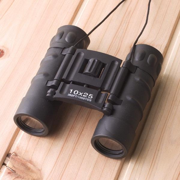 접이식 쌍안경(10X25)/다용도 망원경 스포츠 등산 상품이미지