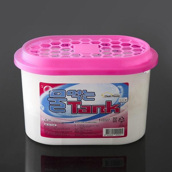 물먹는 탱크 습기제거제(1P)/탈취 곰팡이방지 제습제 상품이미지