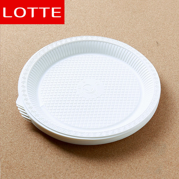 10p 롯데 친환경 접시(23cm) 상품이미지