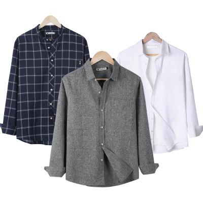MEN s SHIRTS/Plaid Button-Down/T-Shirts