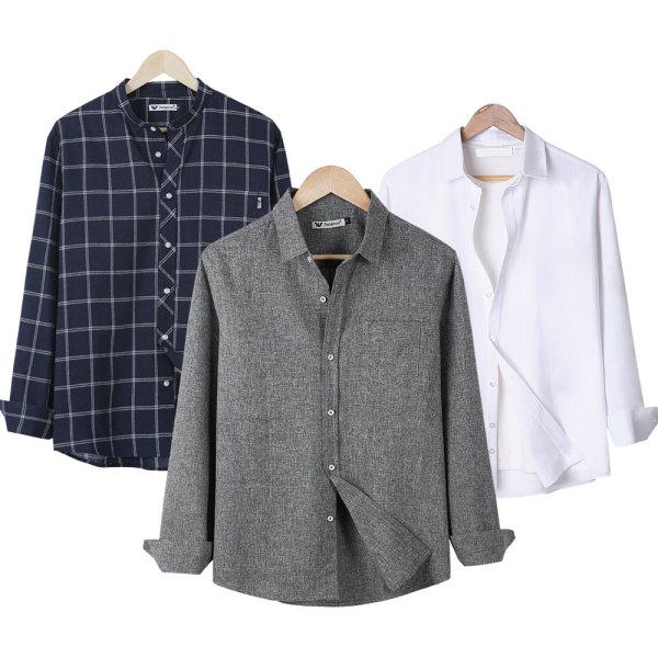 G남자셔츠/남성셔츠/체크남방/스트라이프셔츠/티셔츠 상품이미지