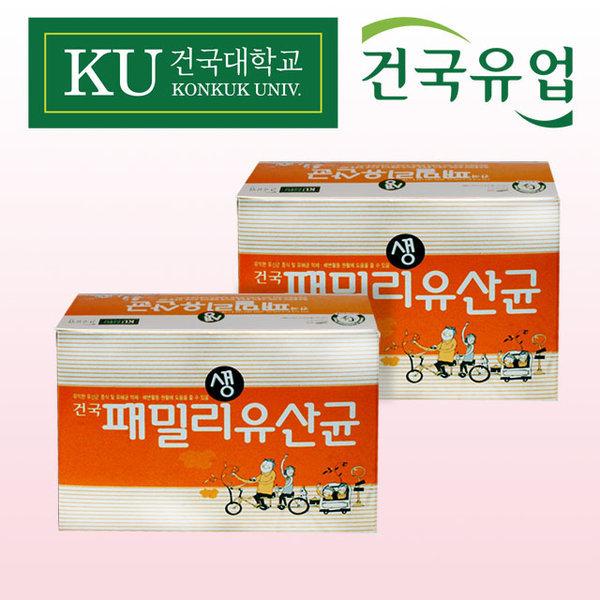 2gX10포X6봉(60포) 건국 패밀리 생 유산균 상품이미지