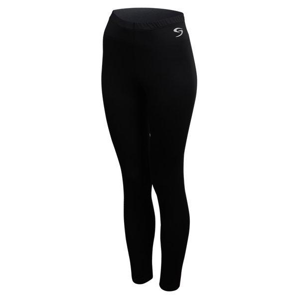 야구하의 언더셔츠 G210 여성 긴바지 블랙 상품이미지