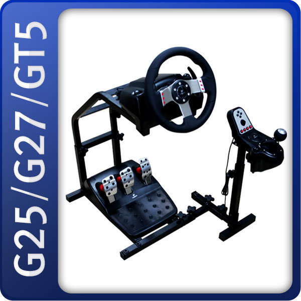 G마켓 - 레이싱휠 거치대 로지텍G29/G27/T300/T150/T80 호환