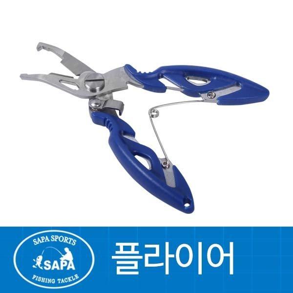 낚시용품 SAPA 낚시 다용도 플라이어 KLD-716 /펜치 상품이미지