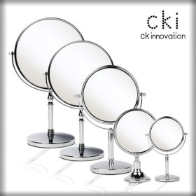 cki 특대형 탁상거울 확대거울 화장대거울 미니거울