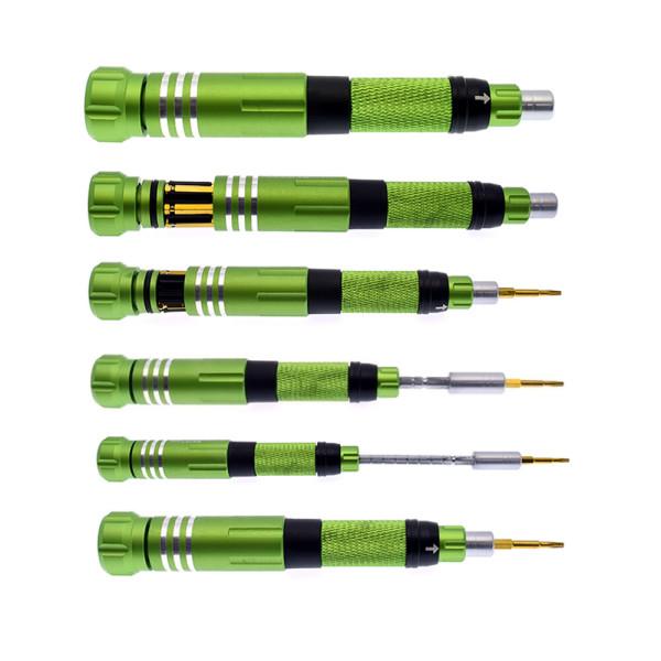 12종 정밀 드라이버 세트/ 전문가용 S2 재질 상품이미지