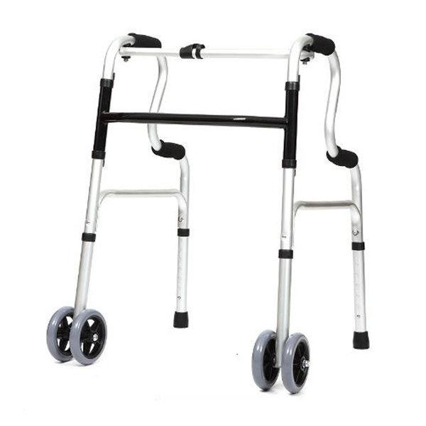 실버백세 DH-202 워커/이중바퀴2개/효도/노인/환자 상품이미지