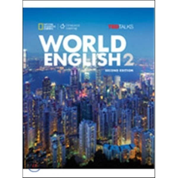 World English : 2 Student Book with Online Workbook  Becky Tarver Chase Kristen L. Johannsen 상품이미지