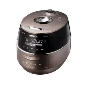 SALE CUCKOO IH Electric pressure rice cooker CRP-FHR0610FD/06-serving (CR