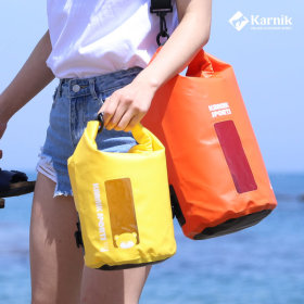 Karnik Dry bag / aqua bag / waterproof / multi-purpose / rafting /