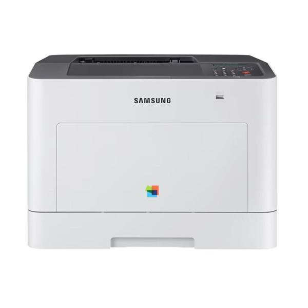 사업자전용 컬러프린터 CLP-680ND 토너in 24매 양면 상품이미지