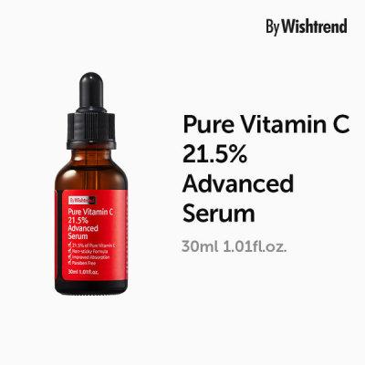 1+1/BY WISHTREND/Pure Vitamin C21.5% Serum