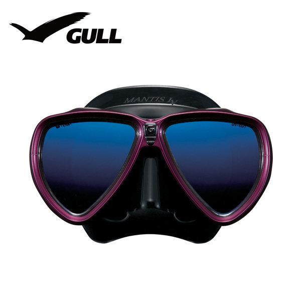 걸마스크(GULL) 만티스LV/다이빙수경/물안경 상품이미지